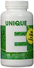 Vitamin E tocopherols formula Promotes circulatory health 400 IU vitamin E per serving