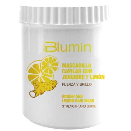 Blumin - Mascarilla Capilar Jengibre y Limón 700 ml