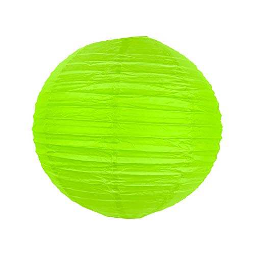 SKYLANTERN Boule Papier 30cm Vert