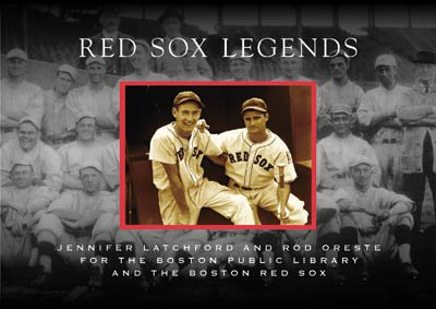 Red Sox Legends (MA) (Images of Baseball)