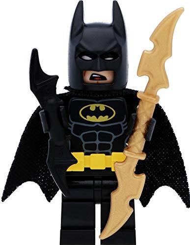 LEGO Super Heroes Minifigur: Batman (Typ 1) mit Bat-a-Rang