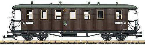LGB L31353 Personenwagen 3.Kl. S.St.E, Ep. I