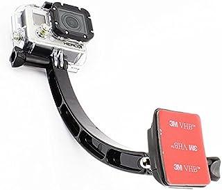 SJCAM SJ4000 SJ5000のSJ5000X SJ6000Goproヒーロー小米科技yiのカメラ用と車DVRアクセサリートンアーム