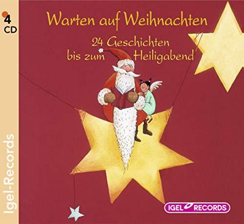 Lindgren, Astrid:<br //>Warten auf Weihnachten. 4 CDs