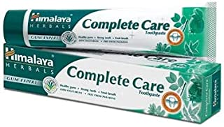 Himalaya Herbals Complete Care Toothpaste - 150 g (Pack of 2, Rupees 21 off)