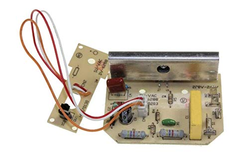 PLATINE ELECTRONIQUE POUR PETIT ELECTROMENAGER WHITE BROWN - AT2124-1-69
