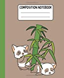 Composition Notebook: Wide Ruled Paper Notebook Journal   Cute Baby Panda Wide Blank Lined Workbook for Teens Kids Students Girls for Home School College for Writing Notes (7.5' x 9.25')