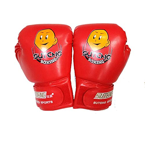 kashyk Kinder Boxhandschuhe,Box-Handschuhe für Kinder von 3-12 Jahre Training Gloves,fur Muay Thai, Kickboxen und Sandsack Sport