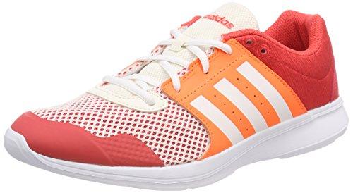 Adidas Essential Fun II W, Zapatillas de Deporte Mujer, Naranja (Correa Ftwbla Naalre 000), 37 1 3 EU
