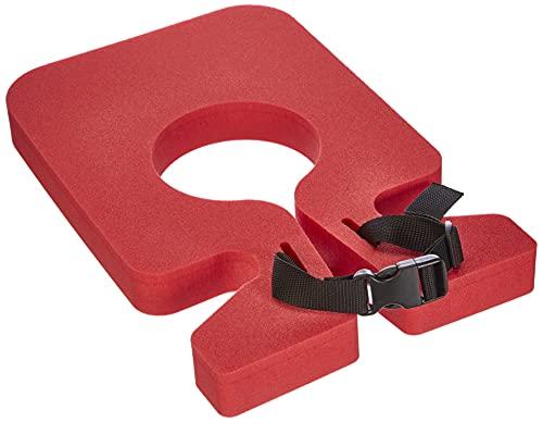 Leisis 0103049 Collar de flotación, Rojo, Talla Única