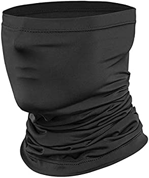 Jjyee Neck Gaiter Balaclava Bandana Headwear Ice Silk Cooling Face Scarf