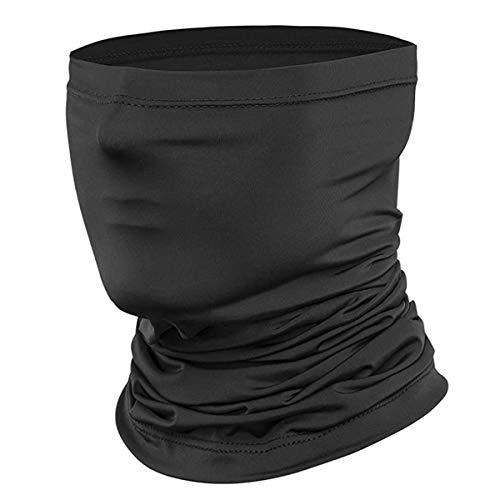 Neck Gaiter Balaclava Bandana Headwear, Ice Silk...