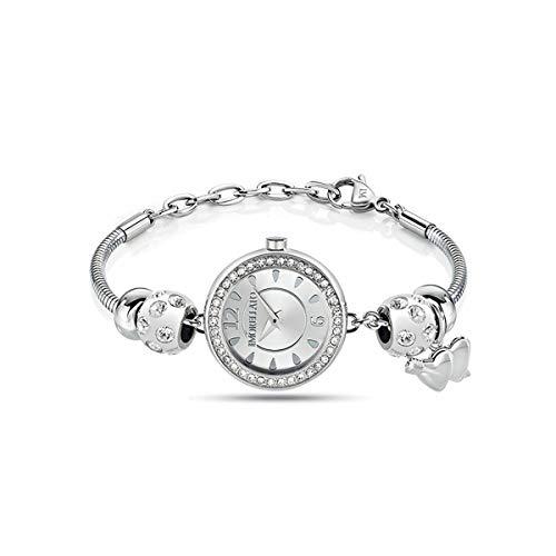 MORELLATO Orologio Analogico Quarzo Donna con Cinturino in Acciaio Inox R0153122584