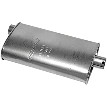 Walker 21337 Quiet-Flow Stainless Steel Muffler