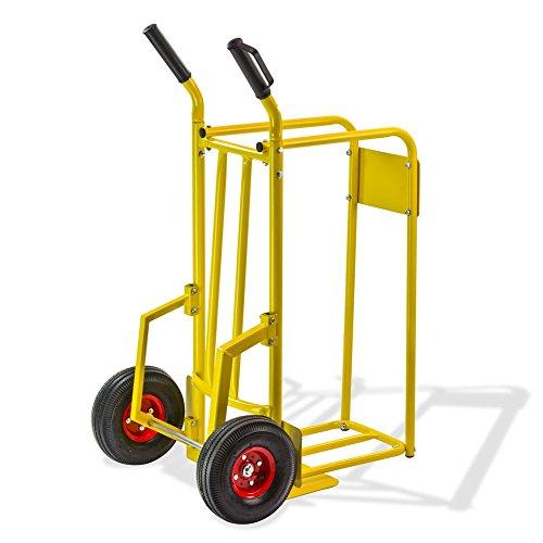 Sackkarre für Brennholz - Tragkraft 150 kg
