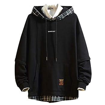 Men s Tops Casual Fashion Outwear Hoodie Long Sleeves Sweatershirt