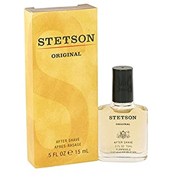 STETSON by Coty After Shave .5 oz