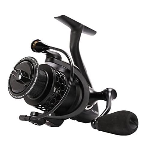 KSHOLK Carretes de Pesca,Carrete Spinning 2000 3000 3000 4000 5000 9BB 5.2: 1 Carrete de Pesca de Spinning de Agua Salada Carrete de caña de Pescar (Spool Capacity : 4000 Series)