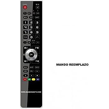 Mando Sat/DTT Orange Orange TV: Amazon.es: Electrónica