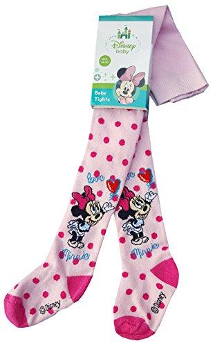 Pariser-Mode Minnie Mouse Maus,Baby Strumpfhose Mädchen, Strümpfe Baby´s, Kleininder, Kinder,warm kuschelig Winter Strumpfhose ab Gr. 62-97