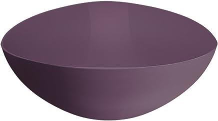 Saladeira Triangular Essential, Coza, 10132/0466, Roxo Purpura