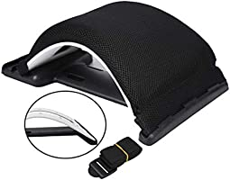 Multi-Level Back Stretching Device,Back Massager Lumbar Support Stretcher Spinal Pain Relieve Back Pain Muscle Pain Relief