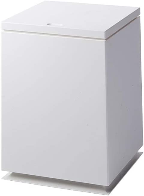 A surprise price is realized Shatter-Resistant 12L Japanese Style Trash Rectangle outlet Covered Can