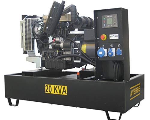 Ayerbe ayerbe 1500 diesel - Generador ay-1500 25tx lombardini agua estandar