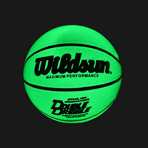 Lowest Prices! Prosaice Basketball, Battery-Free Light Up Basketball with Size 7 Durable Abrasion Re...