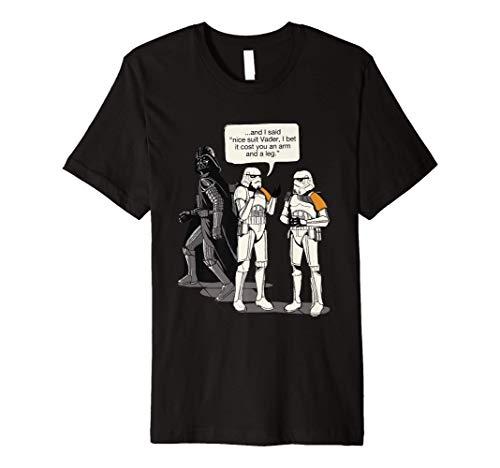 Star Wars Nice Suit Vader T-Shirt