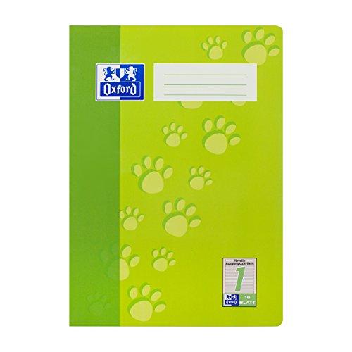 Oxford 100050400 Heft A4 / 16 Blatt Lineatur 1