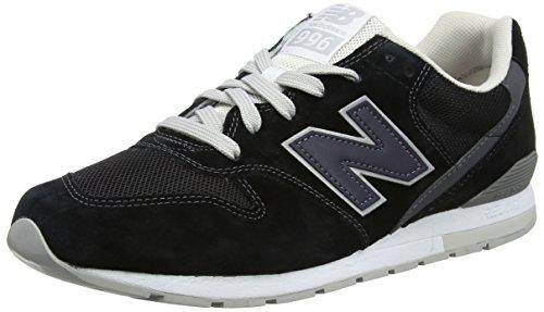 New Balance Herren MRL996V1 Sneaker, Schwarz (Black), 44 EU
