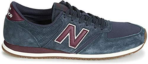 New Balance Herren U420 Sneaker, Blau (Navy Navy), 37.5 EU