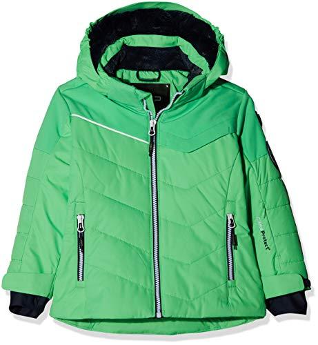 CMP Mädchen Wattierte 5000 Twill Skijacke Jacke, Ice Mint, 110