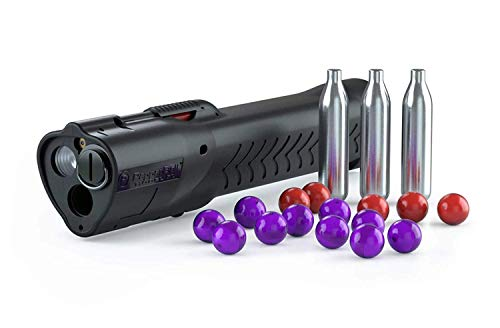 PepperBall LIFELITE Personal Defense Launcher Kit, Non-Lethal Protection Pepper Ball Launcher for Self Defense includes Projectiles and Cartridges