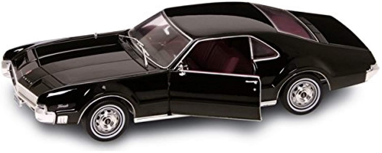 OLDSMOBILE ToroNADO 1966 nero 1 18 - Lucky Die Cast - Auto Stradali - Die Cast - modellolino