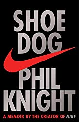 Review of Book Shoe Dog Phil Knight
