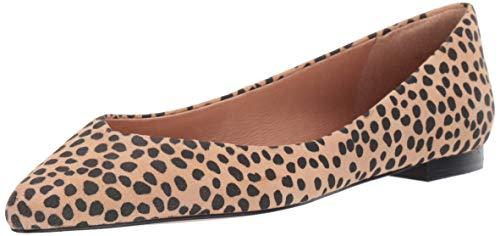 Corso Como Women's JULLIA Shoe, TAN/Black, 9 M US
