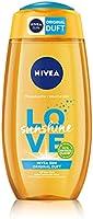 NIVEA Love Sunshine verzorgende douchegel (250 ml), zomerse douchegel met aloë vera voor merkbaar zachte huid, douche...