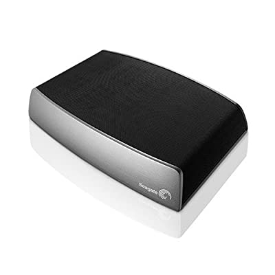 Seagate Central Shared Storage Ethernet External Hard Drive