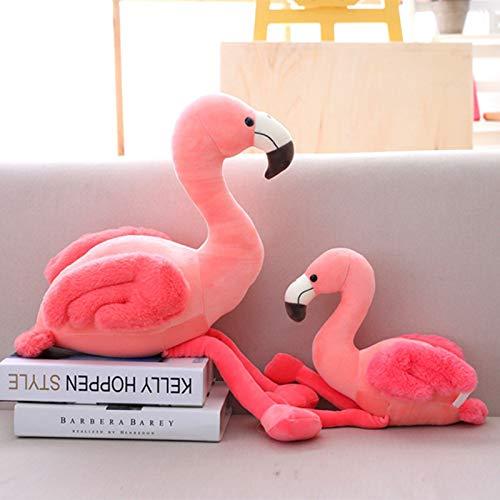 Ecent Flamingo Zacht speelgoed Flamingo Versiering Speelgoed knuffelig Flamingo pluche Home Decor Gifts for Kids - 25/35/50cm