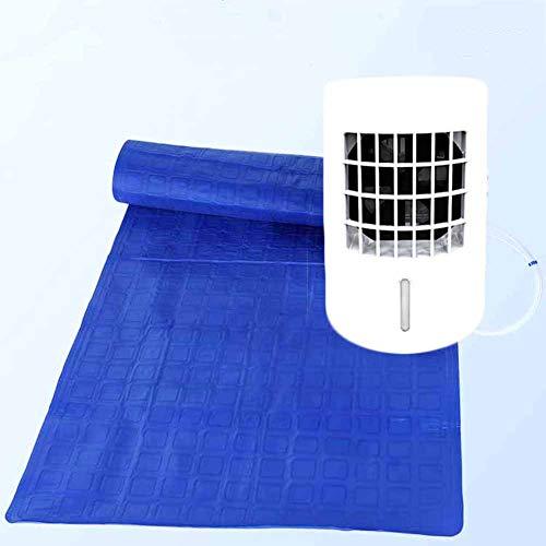 LCZHP Koelsysteem voor koud water, voor de zomer en het koelwater kan de lucht veilig koelen, airconditioning voor thuiskantoor, 140 cm