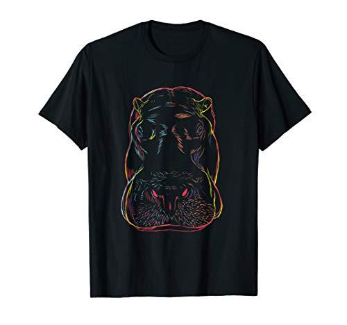 Nilpferd T-Shirt