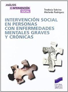 Intervención social en personas con enfermedades mentales g
