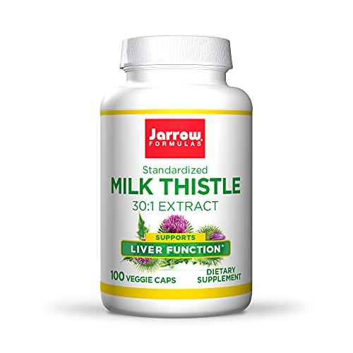 Milk Thistle Standardized Silymarin Extract 30:1