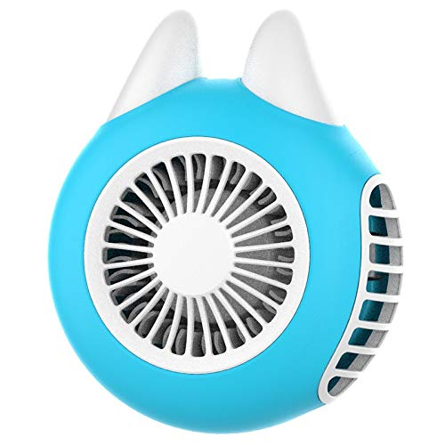 Oneriverspring40 Hand Held Fans Outdoor Draagbare Handheld Radiator Fan Leuke Mini Fan Verstelbare Usb Opladen Ventilator Pols Koelventilator