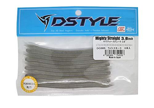 DSTYLE マイティーストレート3.8ライトスモーク