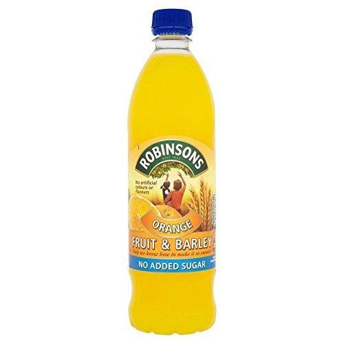 Robinsons Fruit & Barley, Orange Squash with No Added Sugar (1L)