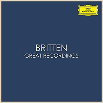 Britten Great Recordings