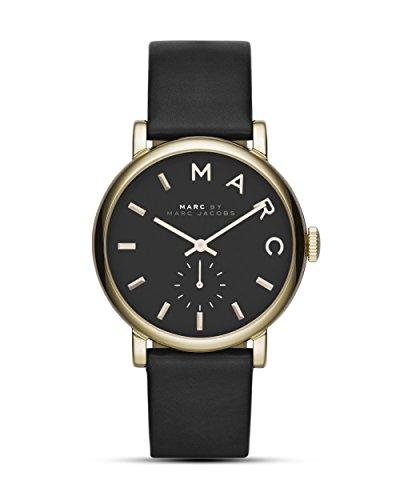 Marc Jacobs Reloj de pulsera analógico para mujer de piel y otros (mecanismo de cuarzo, correa de piel)